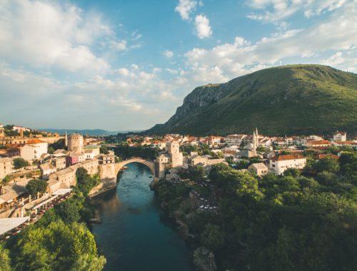 Mostaras dubrovnikas kroatija