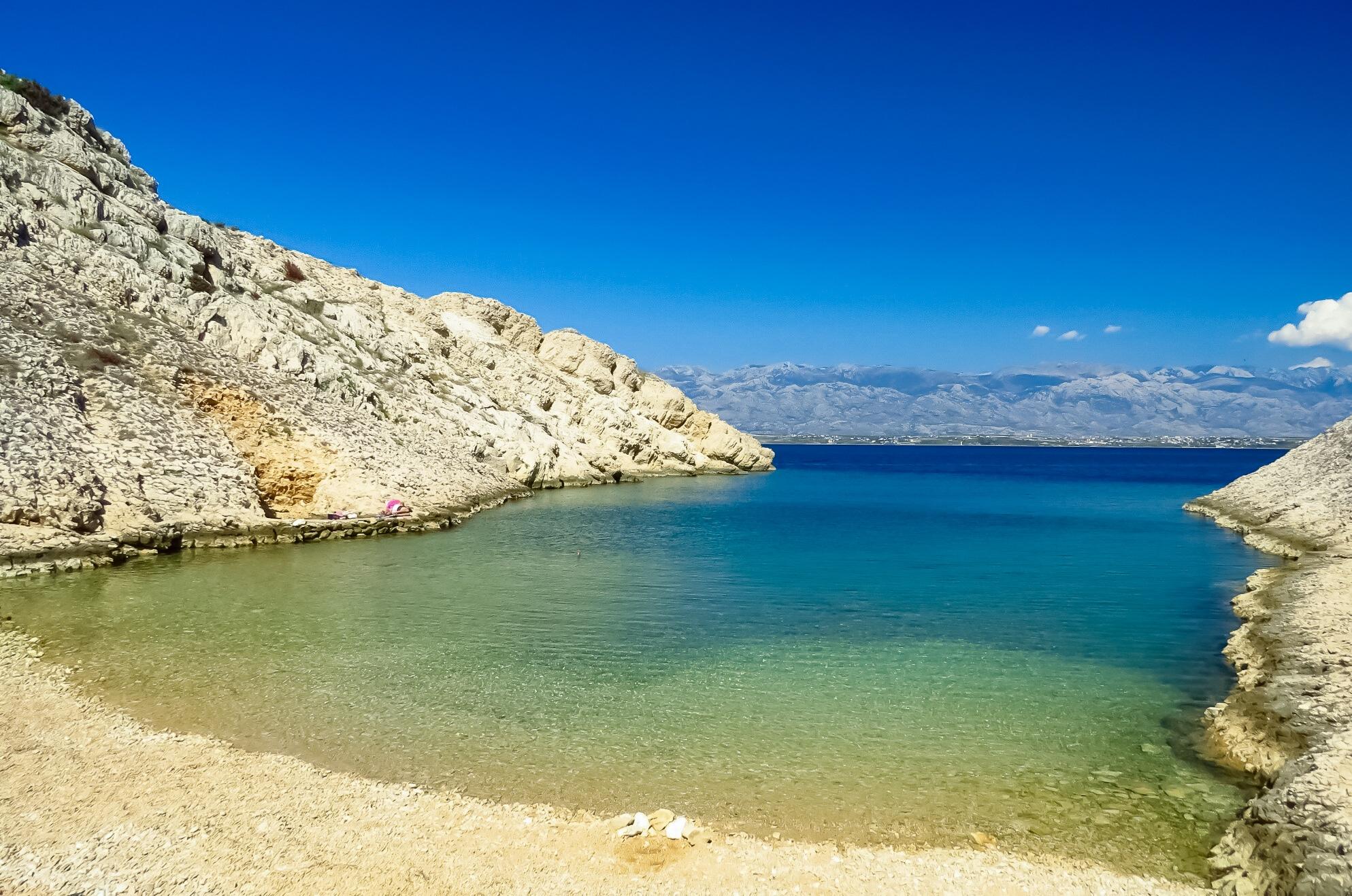 kroatija zadar zadaras papludimys