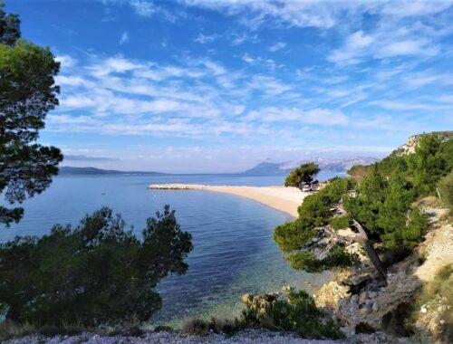 makarska kroatija papludimys