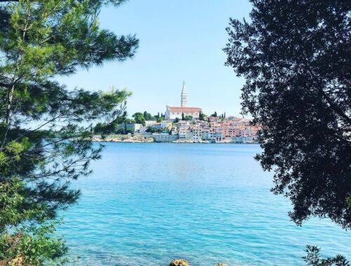 Sv. Katarina Rovinj Kroatija