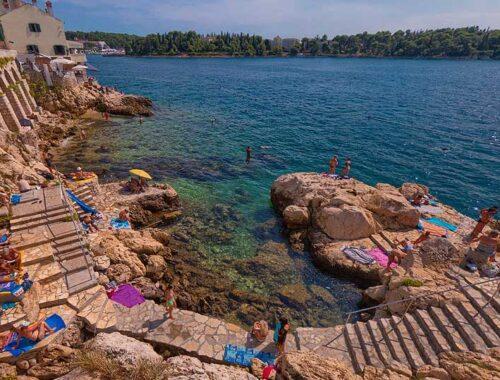 Monte-Balota papludimys Rovinj kroatija