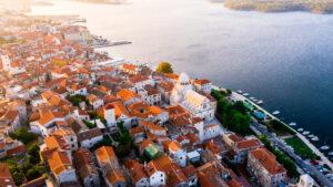 šibenikas kroatija