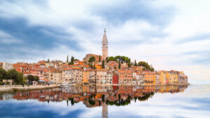 Rovinj kroatija rovinjas