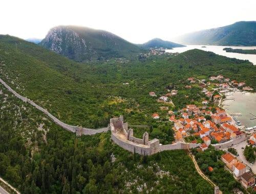 Dubrovnikas ston kroatija